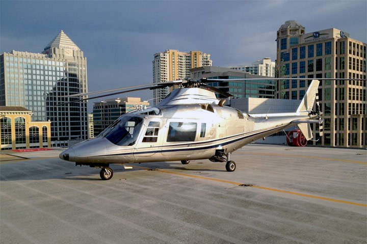 AgustaWestland Private Aircraft