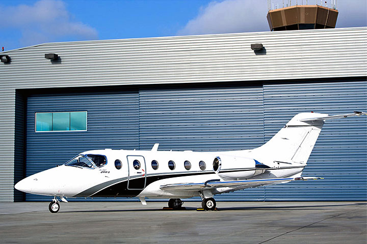 Private Charter Light Jet Beechjet 400