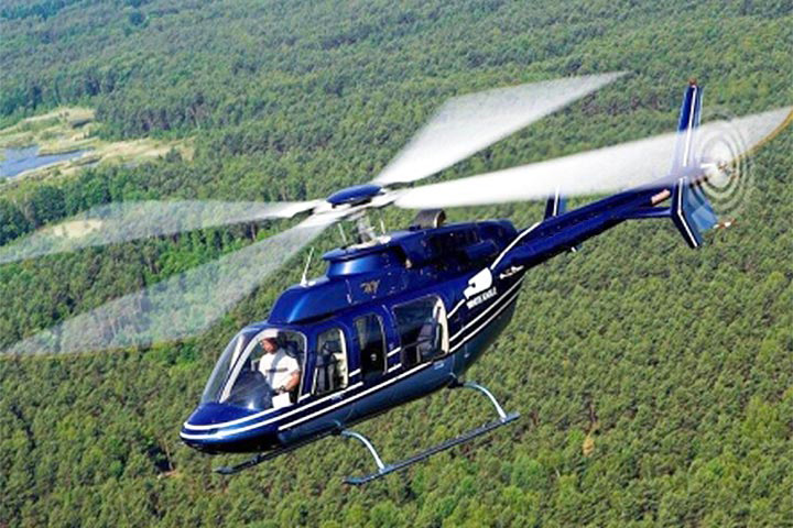 Bell 407 Available For Jet Charter  Rent A Bell 407