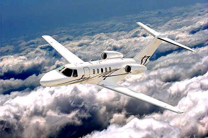 Citation 525C External View