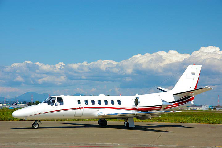 Private Charter Light Jet Citation Encore