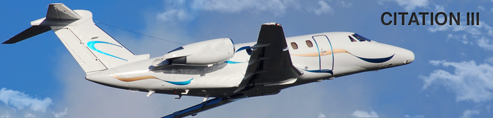 Citation 3 / III for charter