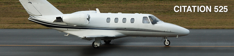 Citation 525 for charter