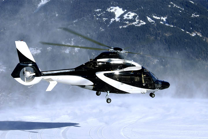 eurocopter jet charter