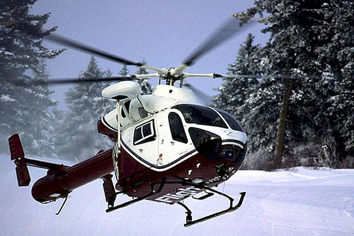 MD Helicopters Private Aircraft
