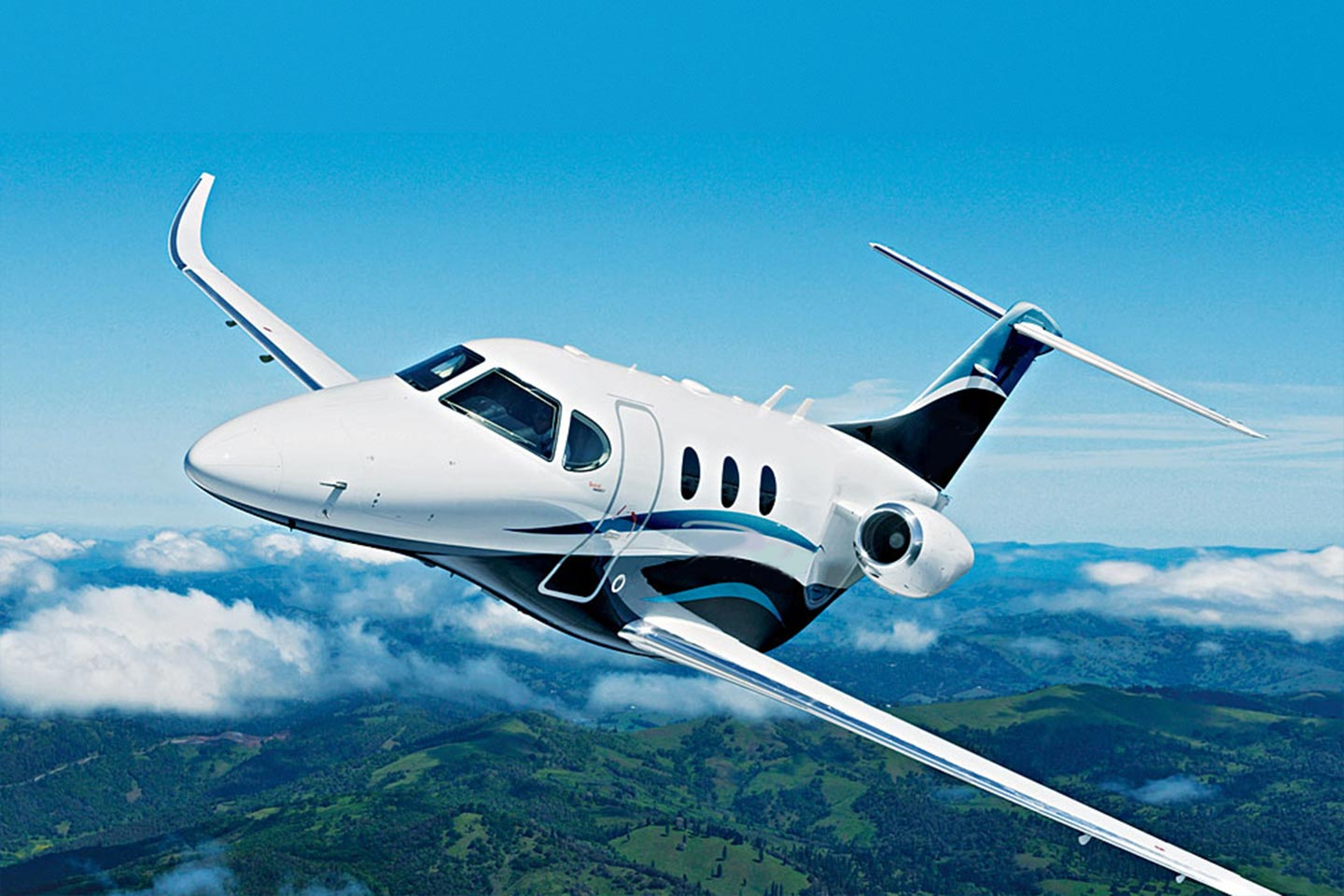 Private Charter Light Jet Premier I