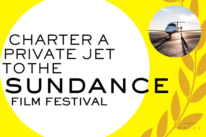 Charter a Private Jet to the Sundance Film Festival