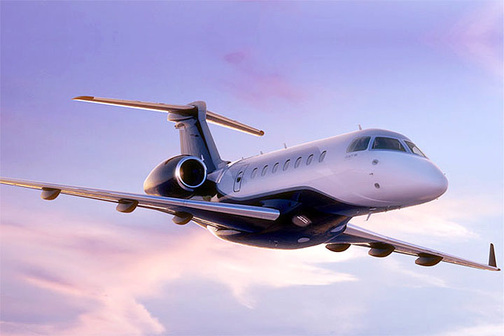 Featured Aircraft: Legacy 500
