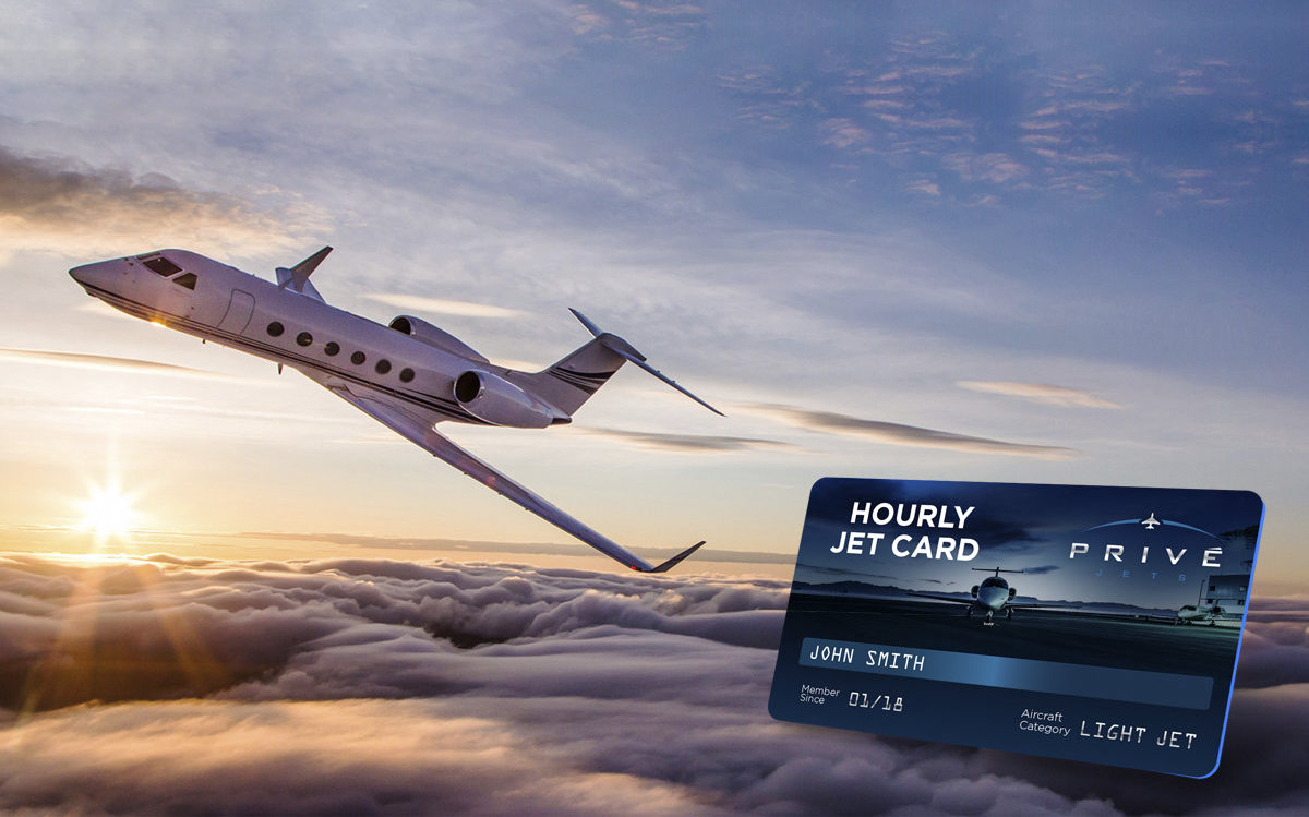 How To Select The Right Private Jet When Buying A Jet Card