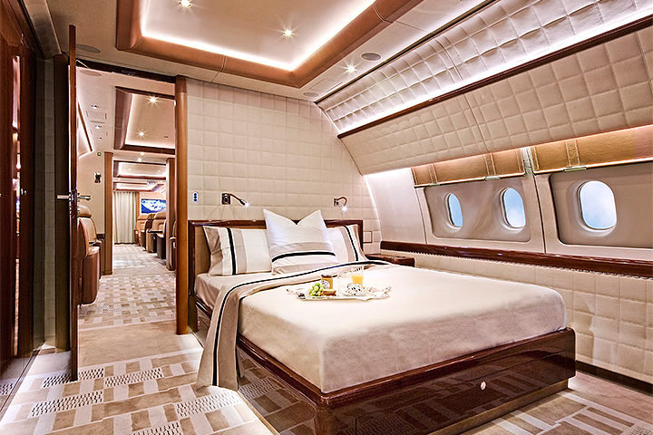 Luxury Beds in the Sky